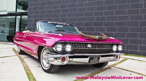 1961 Cadillac Eldorado Cabriolet
