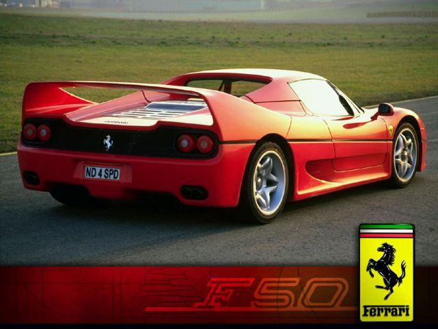 Ferrari F50 Wallpaper Malaysiaminilover