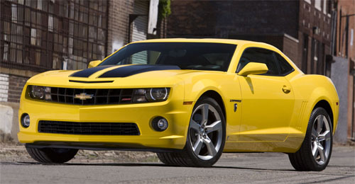 GM Cars, Chevrolet Camaro