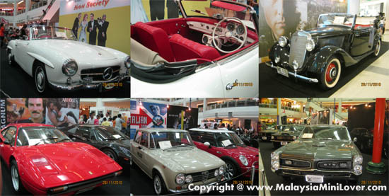 Bangkok Classic Car Show