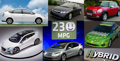 Eco friendly cars