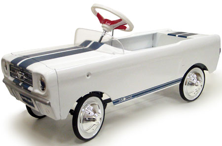 replica pedal cars